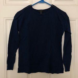 J. Crew Zipper Sweater Size XS
